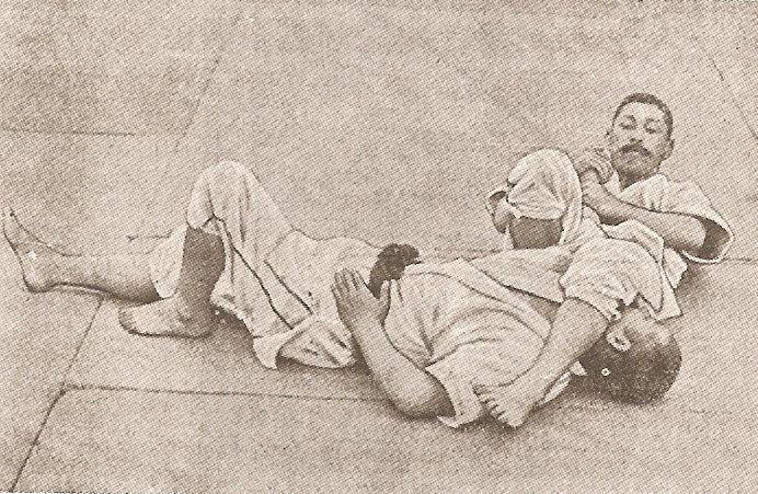 tanabe armbar jiu jitsu bresilien Histoire de cette art martial